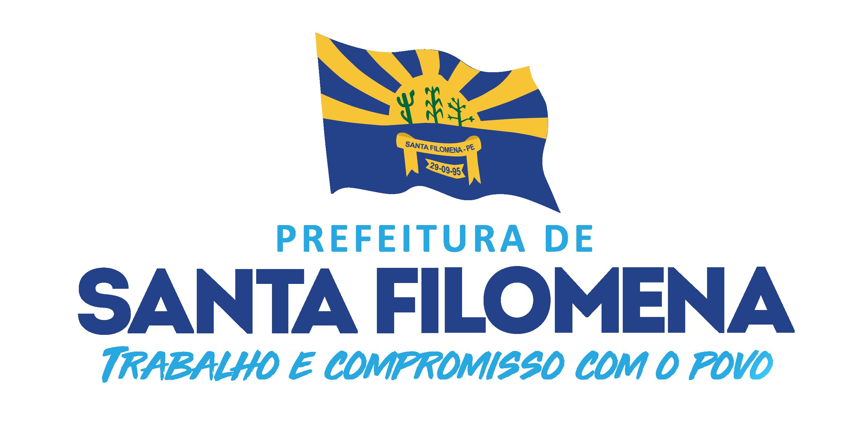 Prefeitura de Santa Filomena Logo